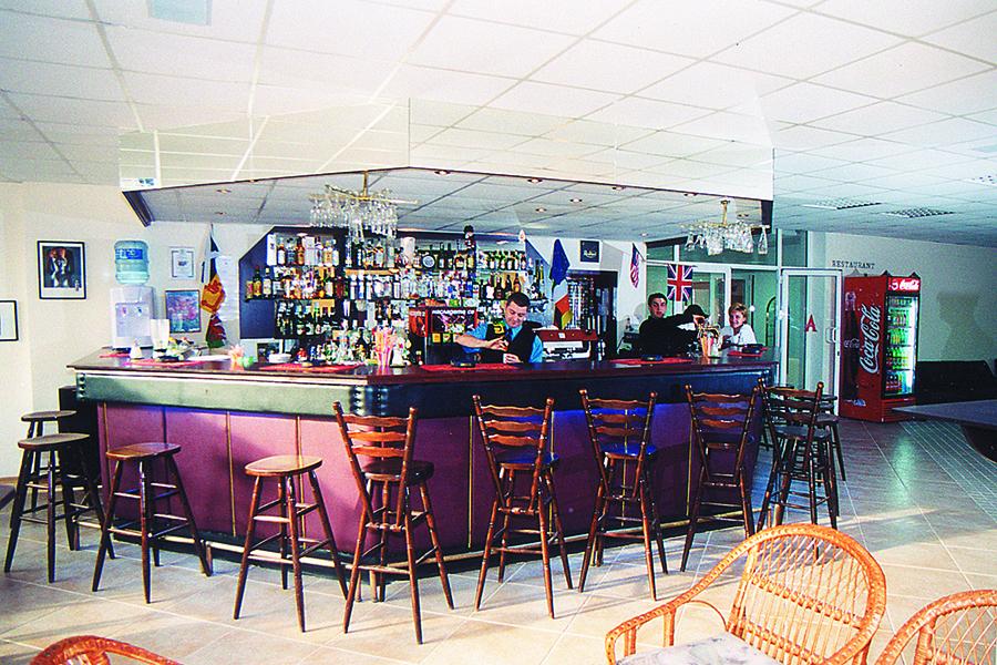 Ресторант и Барове